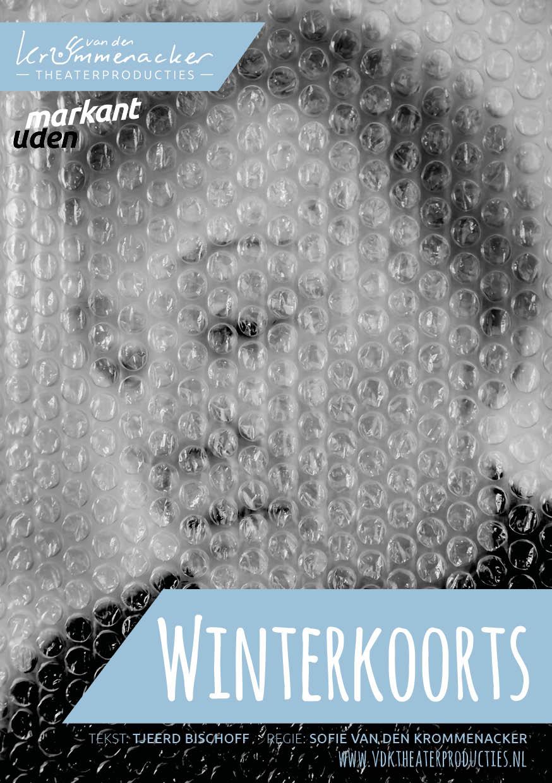 Winterkoorts 2018 flyer